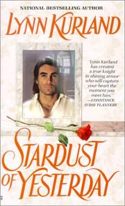 Cover of: Stardust of Yesterday