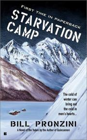 Cover of: Starvation camp