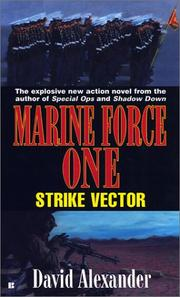 Cover of: Strike vector