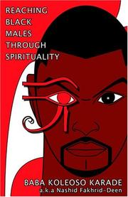 Cover of: Reaching Black Males Through Spirituality | Koleoso Karade