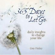 Cover of: 365 Days to Let Go