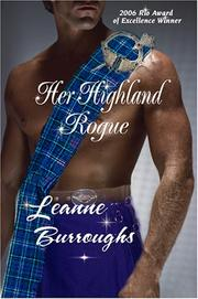 Cover of: Her Highland Rogue