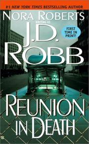 Cover of: Reunion in death