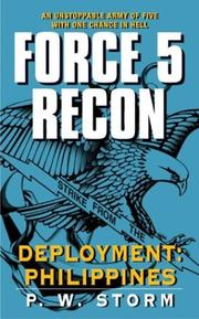 Cover of: Force 5 recon | P. W. Storm