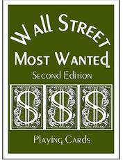 Cover of: Wall Street Most Wanted Playing Cards