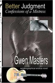 Cover of: Better Judgment | Gwen Masters