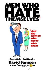 Cover of: Men Who Hate Themselves | David Samson