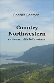 Cover of: Country Northwestern | Charles Deemer