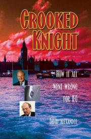 Cover of: Crooked Knight