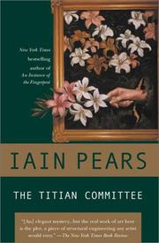 Cover of: The Titian Committee