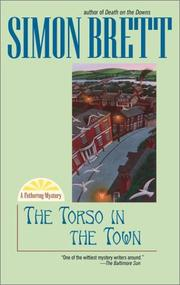 The torso in the town by Simon Brett