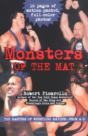 Cover of: Monsters of the Mat | Robert Picarello