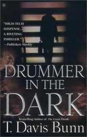 Cover of: Drummer in the Dark (Marcus Glenwood Series #2)