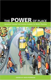 Cover of: The Power of Place