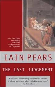 Cover of: The last judgement