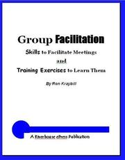 Cover of: Group Facilitation