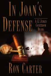 Cover of: In Joan's Defense
