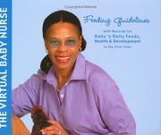 Cover of: Feeding Guidelines with Records for Baby