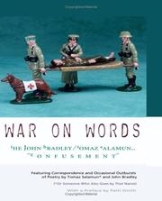 Cover of: War on Words