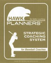 Hawk Planners for Baseball Coaches (Hawk Planners)