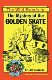 Cover of: The Mystery of the Golden Skate
