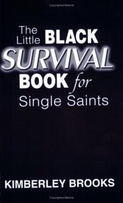 Cover of: The Little Black Survival Book for Single Saints