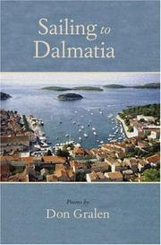 Sailing to Dalmatia by Don Gralen