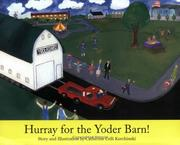 Cover of: Hurray for the Yoder Barn! |