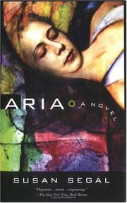 Cover of: Aria | Susan Segal