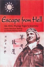 Cover of: Escape From Hell | Lewis Sherman Bishop