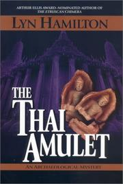Cover of: The Thai Amulet