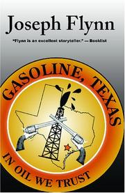 Cover of: Gasoline, Texas | Joseph Flynn