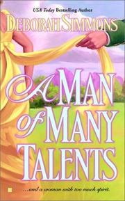 Cover of: A man of many talents