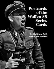 Cover of: Postcards of the Waffen SS Series Cards | Matthew A. Roth