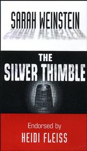 Cover of: The Silver Thimble | Sarah Weinstein
