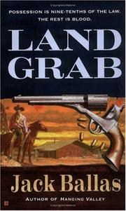 Cover of: Land grab | Jack Ballas