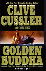 Cover of: Golden Buddha | Clive Cussler