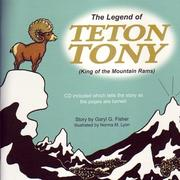 Cover of: The Legend of Teton Tony (with read-along CD)