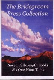 Cover of: The Bridegroom Press Collection