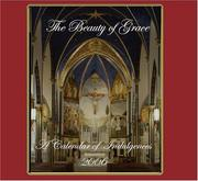 Cover of: Beauty of Grace, Calendar of Indulgences 2006
