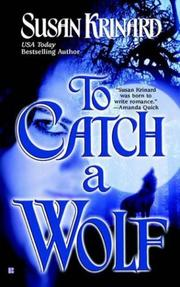 Cover of: To catch a wolf