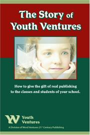 The Story Of Youth Ventures