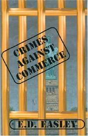 Cover of: Crimes Against Commerce