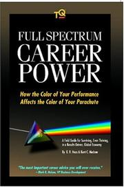 Cover of: Full Spectrum Career Power | E.R. Haas & Kent Madson