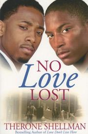 Cover of: No Love Lost | Therone Shellman