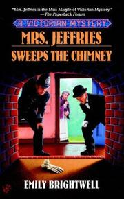 Cover of: Mrs. Jeffries sweeps the chimney