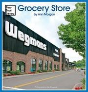 Cover of: Grocery Store | Ann Morgan