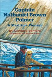 Cover of: Captain Nathaniel Brown Palmer | Candace Sanford