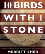 Cover of: 10 Birds with 1 Stone | Merritt Sher