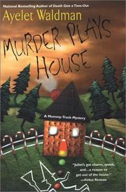 Cover of: Murder Plays House